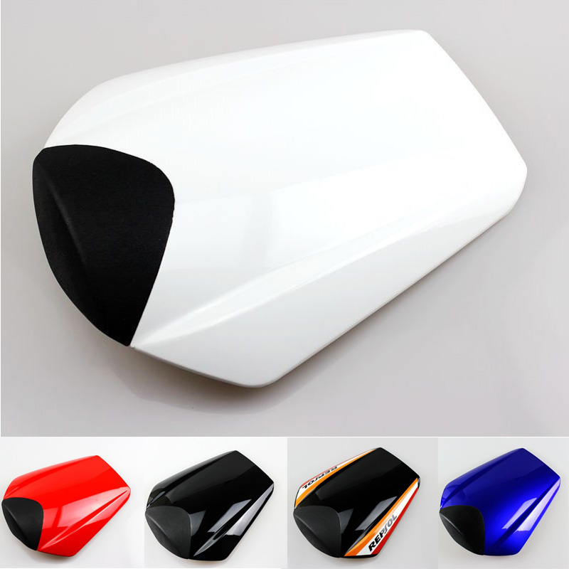 Black White Blue Red Motorcycle Rear Seat Cover Cowl Fairing For Honda CBR 1000RR 1000 RR CBR1000RR 2008 2009 2010 2011 for honda cbr600rr 2007 2008 2009 2010 2011 2012 motorbike seat cover cbr 600 rr motorcycle red fairing rear sear cowl cover