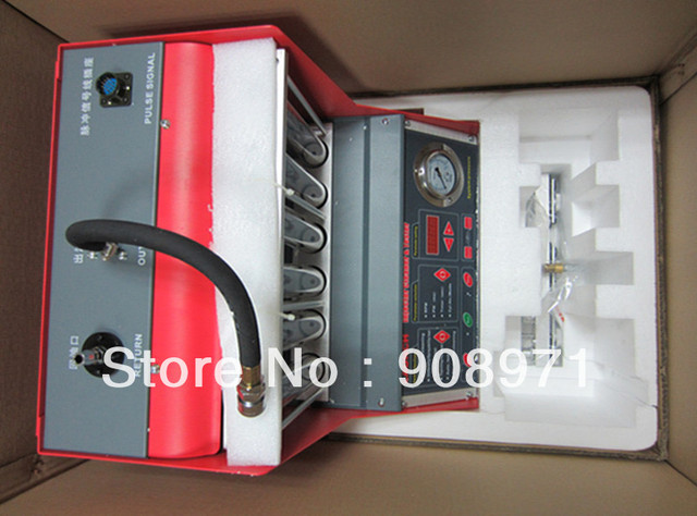 Promotional LAUNCH CNC602A Fule injector cleaner&tester
