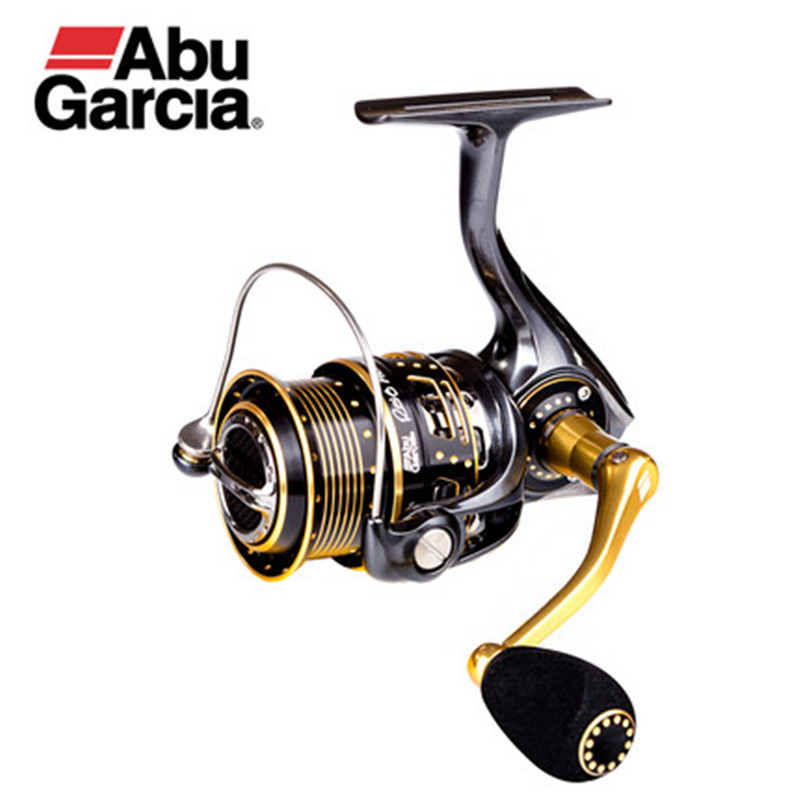 Abu Garcia REVO PRM 2000/2500SH 9+1BB 6.2:1 Spinning Reel L/R Hand Durable Metal Fishing Accessories Pesca Tackle Fishing Reels abu garcia revo deez 9 1bb 6 2 1 1000 spinning reel jb top50 professional angler special design freshwater fishing reel tackle