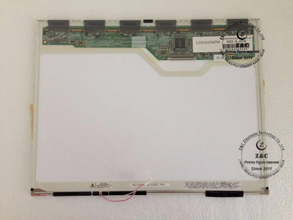 "LTD141EN3P LTD141EM3M LTD141ENFP LTD141ENMP LTD141ENAP LTD141ENDP New original 14.1"" inch A+ LCD display screen 1400*1050-in LCD Modules from Electronic Components & Supplies"