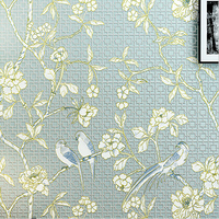 Paper Paper Wallpaper Chinese Style Wallpaper Non Woven Wallpaper 3d Tv Background Wallpaper