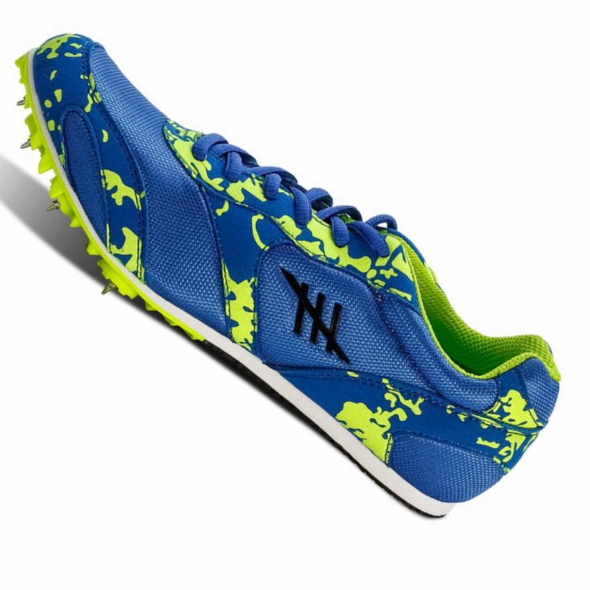 GOGORUNS мужчины шипы track and field кроссовки мужские прыжок обучение ногтей обувь Бег кроссовки мужские