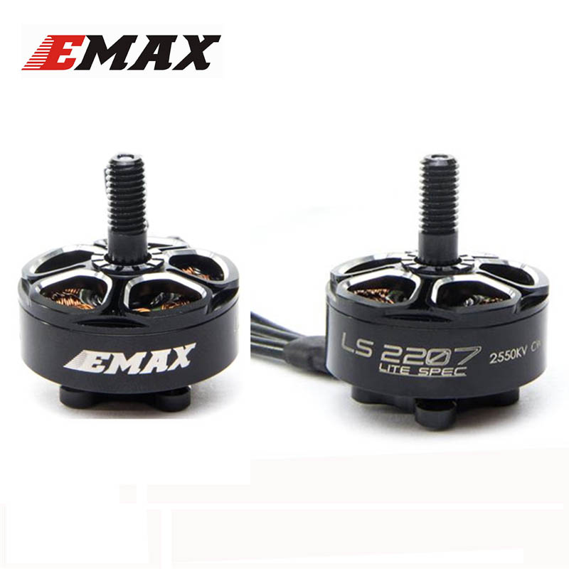 Best Deal EMAX LS2207 Lite Spec 2207 1900KV 2400KV 2550KV CW Thread FPV Racing Brushless Motor