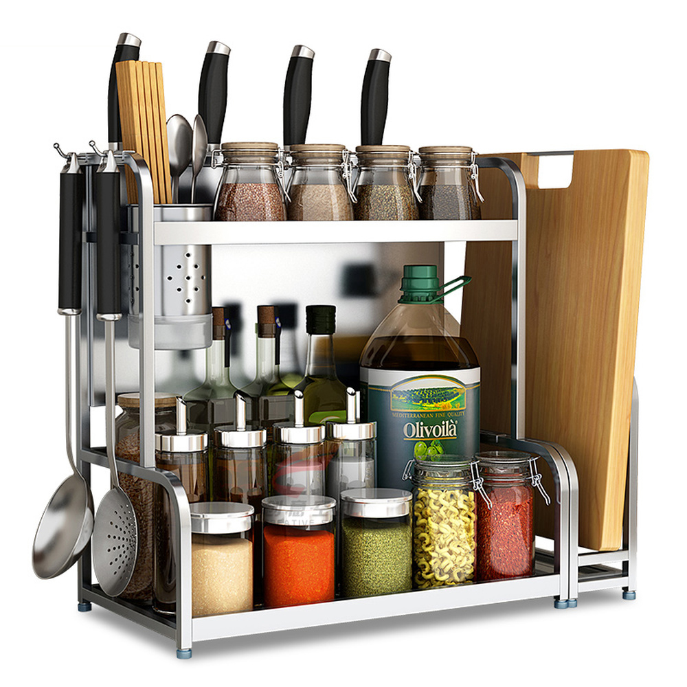304 stainless steel kitchen rack wall hanging floor double knife holder supplies storage seasoning spice rack wx8151659 new intelligent rc robot funny game toys 2 4g dancing battle robot model toy multi function remote control robots kit gift