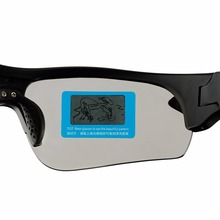 Rockbros (1006) Sport Photochromic Polarized Glasses