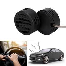 Sikeo 2Pcs Universal Mini Car Speakers High Efficiency Mini