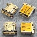 5 unids/lote cargador micro usb toma de carga puerto conector para lenovo ideatab s2110 s2110a s2110a-h etc dc puerto de carga