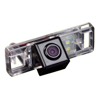 Rear view back reverse car parking camera cam for Nissan Sunny/Pahfinder/Citron/Qashqai/X-trail NTSC PAL ( Optional) image