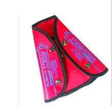 Car Safe Fit Seat Safety Belt Adjust Device Triangle Belt Sturdy Adjuster Car Baby Child Protection Baby Safety High Quality