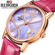 Швейцария Горячий Продавать Новый Бингер WatchesFashion Милые Женщины Дамы Девушки Кварц Браслет Наручные Часы Подарок