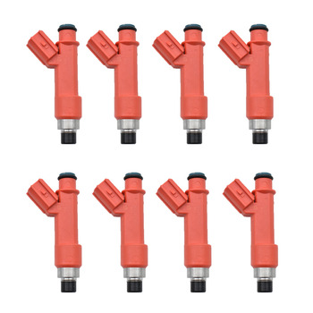 8ps/lot fuel injector 1001-87F90 E85 850CC high performance for toyota supra 1jzget 2JZGTE engine motor