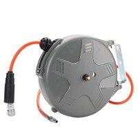 Cheap High Quality HD 610 6 5x10 Mm 1M Retractable Air Hose Reel Air Blower Industrial