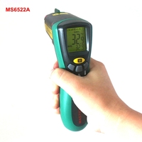 MasTech MS6520A Non Contact Infrared Temperature Meter 20 300degree Pyrometer Laser Thermometer Termometro Infravermelho