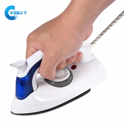 110V 220V Foldable Handheld Electric Steam Iron Steamer Travel Iron Temperature Control US EU Plug