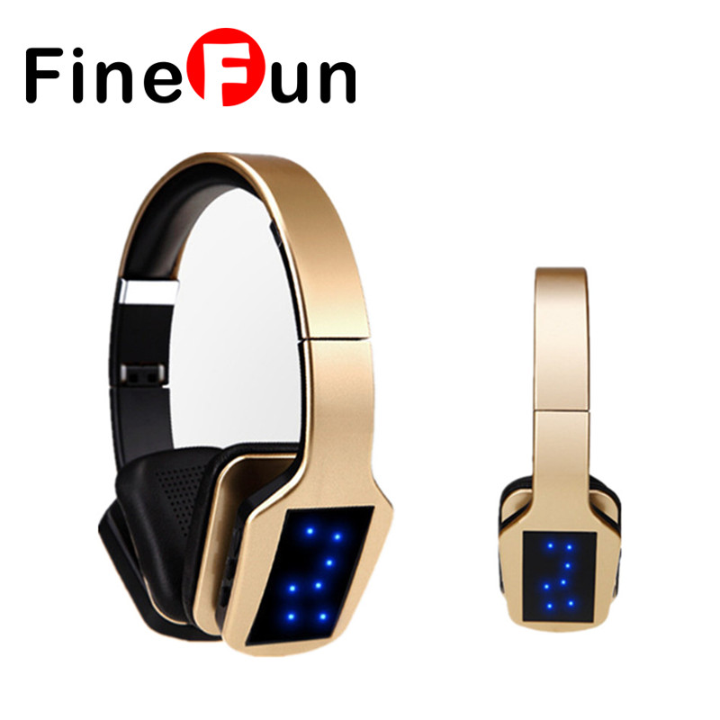 FineFun S650 Bluetooth Stereo headphone FM Radio Music Earphone Wireless Headset Handsfree Support TF Card With Mic super bass audio stereo wireless bluetooth headphones headset handsfree with micphone support tf card fm radio headphone headset