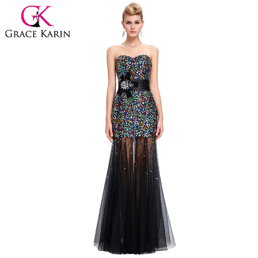 Compare Prices on Sexy Black Evening Gown- Online Shopping/Buy Low ...
