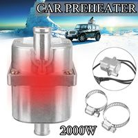 220V 2000W Auto Car Engine Pump Water Tank Air Cooled Engine Heater Preheater