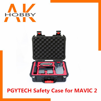 PGYTECH PGY Safety Case for MAVIC 2 Waterproof Carrying Case for DJI Mavic 2 Pro/Zoom Drone Accessories