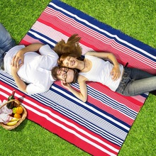 Waterproof Folding Picnic Mat Beach Outdoor Camping Moisture-proof Blanket Portable Hiking Pad