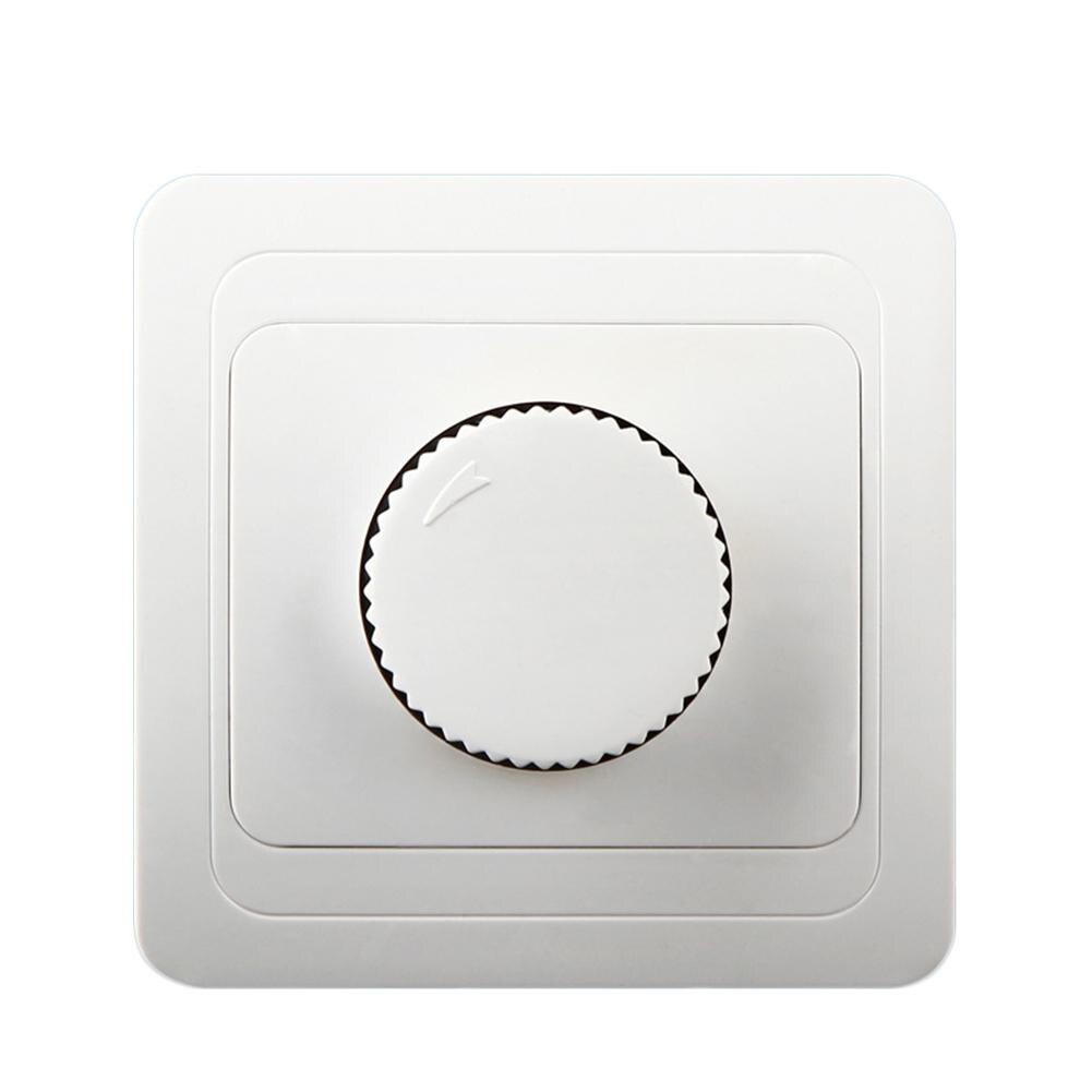 Concealed European Dimmer Adjustable Controller Dimmer Switch