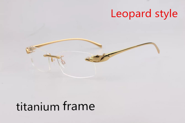 High quality titanium SO SMOOTH WIND brand glasses men and women ...