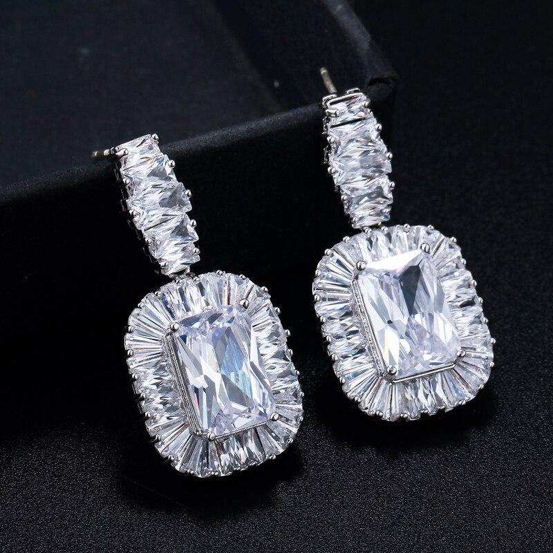 big square drop earrings 3
