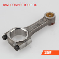186F Connecting Rod,Conrod,diesel engine and single cylinder air cooled diesel generators parts,fit for KAMA AND CHINA GENERATOR
