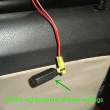 2 pcs Airbag Do Carro Simulador Emulador Bypass Resistor Constatação de Falha de Diagnóstico