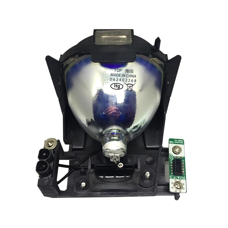 Compatible ET-LAD60 ET-LAD60W pour Panasonic PT-D5000 PT-D6000 PT-D6710 PT-DW6300 PT-DZ6700 PT-DZ6710E PT-DZ6700E lampe De Projecteur