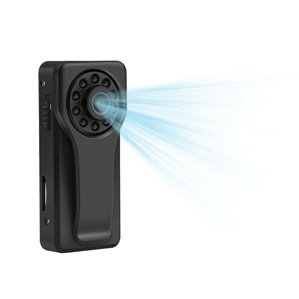 HD 1080 P Mini caméra Wifi IP caméscope caméra infrarouge large 170 degrés enregistreur vocal vidéo de poche Police Cop Cam sq11 sq16 sq23