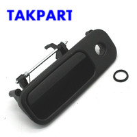 TAKPART for Volkswagen Transporter T5 Caddy Golf Polo Lupo New Tailgate Exterior Outer Door Handle 1J6827565B
