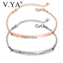 8d2fd578fc347 Customized Gold Bracelets Promotion-Shop for Promotional Customized ...