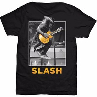 Gildan 2017 Fashion Gildan Graphic Men Crew Neck Slash Jump Guns N Roses Rock Heavy Metal