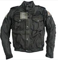 Free shipping summer breathable mesh protective motorcycle racing jacket motocross jacket black men in camouflage jacket moto