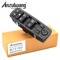 ANZULWANG High quality Car Accessories 4602632AF 4602632AG Master Power Window Door Lock Switch For Dodge Journey Liberty Nitro