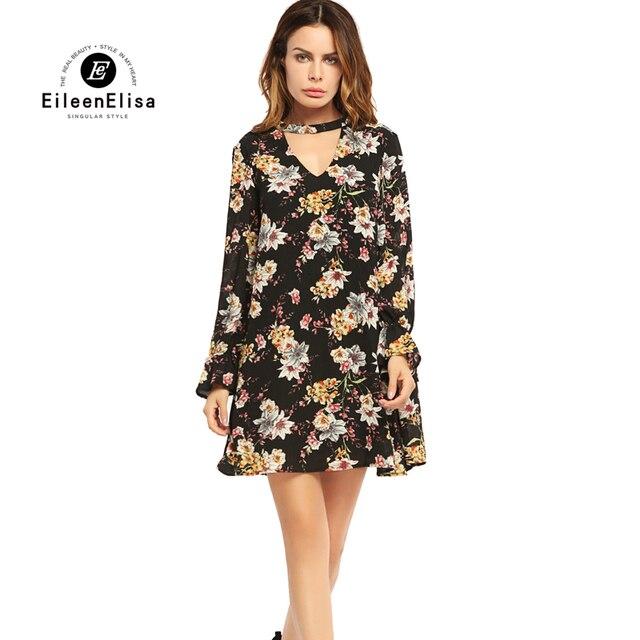 cfe9d1ef21a Vestidos casuales 2017 mujeres vestido Floral pasarela moda diseñadores 2017  vestido de verano
