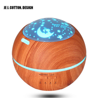 Newest Ultrasonic Air Humidifier for Home Aroma Diffuser Essential Oil Diffuser Aromatherapy Water Maker Air Freshener DC24V