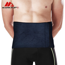 Sports basketball badminton waist fitness abdomen office support warm belt protection men and women DS5064