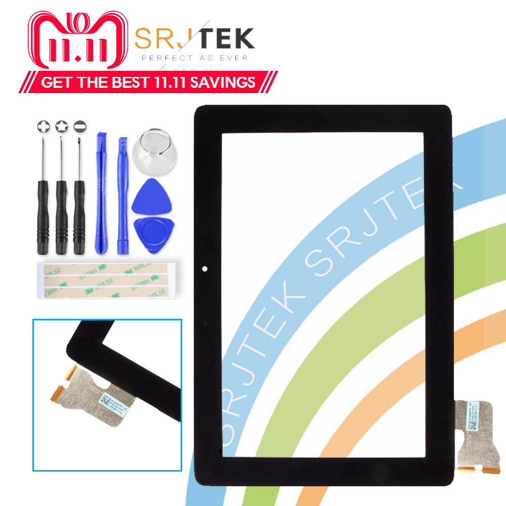 Para Asus MeMo Pad FHD ME301 ME302 ME302C ME302KL K005 K00A pantalla táctil digitalizador de cristal versión piezas