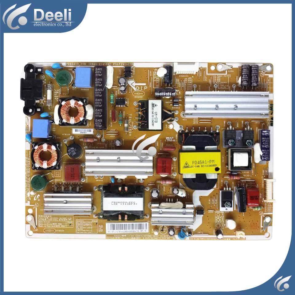 good Working 95% NEW used for power supply board UA40D6000SJ BN44-00458A BN44-00458B BN81-06614B ua46f5500ar l46s1 ddy bn44 00611b used disassemble