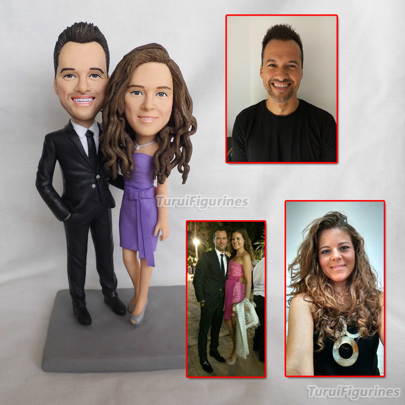 When To Send A Wedding Gift: Top Fashion Couple Figurine Creative Gifts Valentine's Day