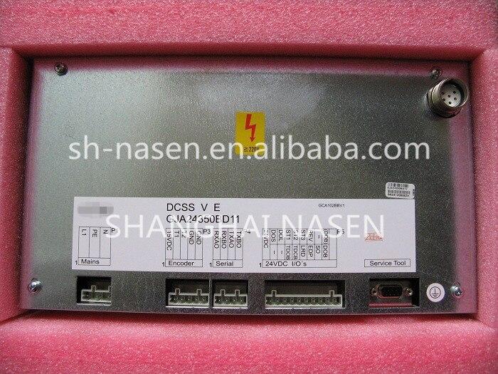 OT elevator door controller DCSSV E GJA24350BD11OT elevator door controller DCSSV E GJA24350BD11