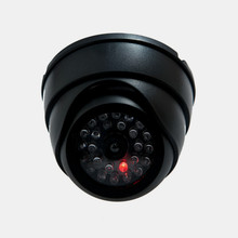 New Fake Dome Camera with Blinking Red LED Fake Security Camera Dome Fake CCTV Surveillance Camera