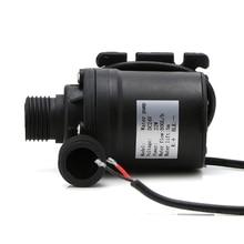 800L/H 5m DC 12V 24V Solar Brushless Motor Water Circulation