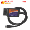 Newly ELM327 USB V1.5 Professional OBD/OBDII ELM Standard Latest PC-Based Scan Tool ELM 327 USB Diagnostic Scanner