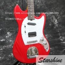 Free shopping Instock Starshine Mustang electric guitar SR-LST-026 vintage tuner pink color bigheadstock popular