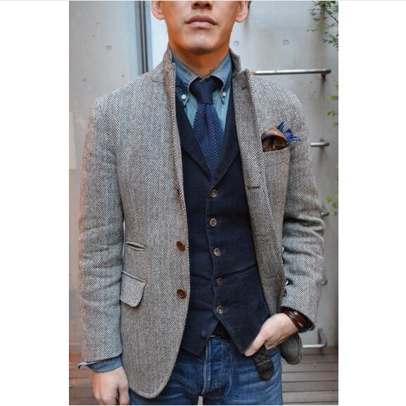 Online Get Cheap Grey Tweed Jacket -Aliexpress.com | Alibaba Group