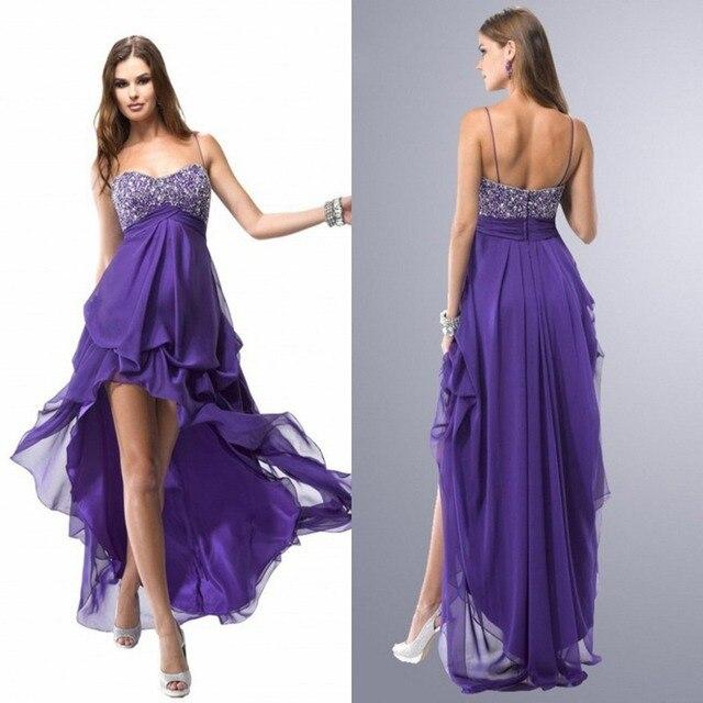 Hi-Lo Cocktail Dress
