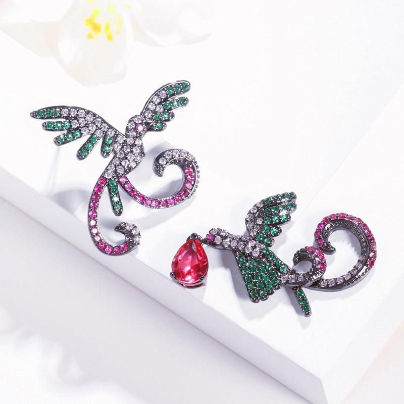 Phoenix Stud Earrings7