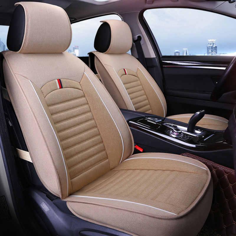 Cubierta de asiento de coche universal cubre accesorios interiores para KIA Mohave Niro optima picanto Rio 3 K2 K3 Spectra venga magentis